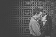 Carrie and Todd bw wall sml
