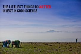 9-Little things matter - CR