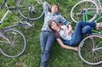 Chillin on the bikes sml-