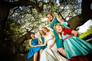 Dina's crew in oak sml