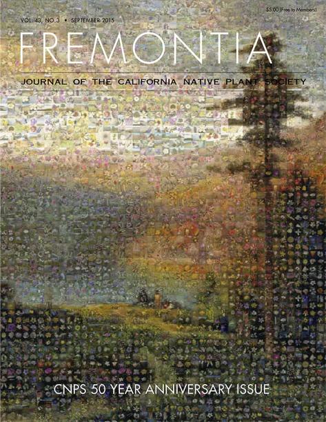 Fremontia 50 Yr Cover Lechphoto sml